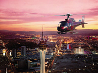 deluxe sunset helicopter tour