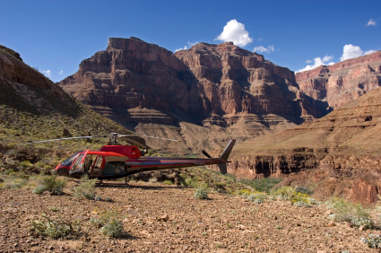 grand canyon deluxe helicopter tour