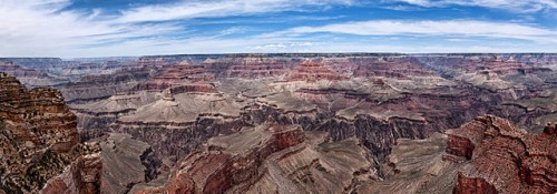 Grand Canyon Information: Geological History