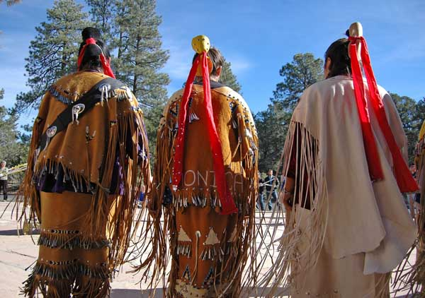 grand canyon native americans