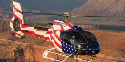grand canyon air tour
