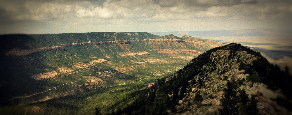 View at Marble Canyon. Photo by US Forest Service