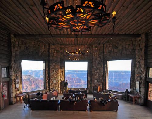 grand canyon attractions-Yavapai Lodge