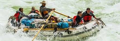 grand canyon rafting