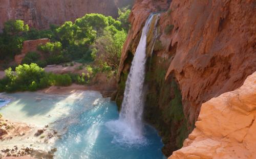 grand-canyon-attractions-havasu-falls