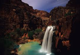 grand-canyon-waterfall