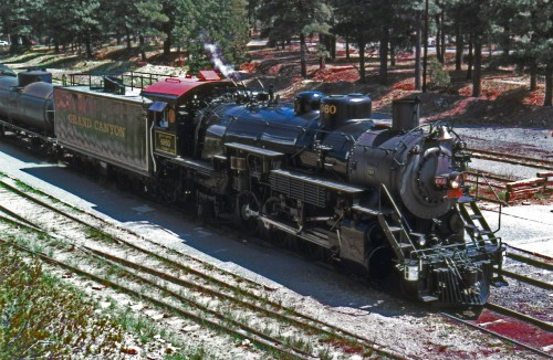 The Grand Canyon Railway Adventure 2