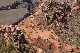 Train to Hike the Grand Canyon - adventure