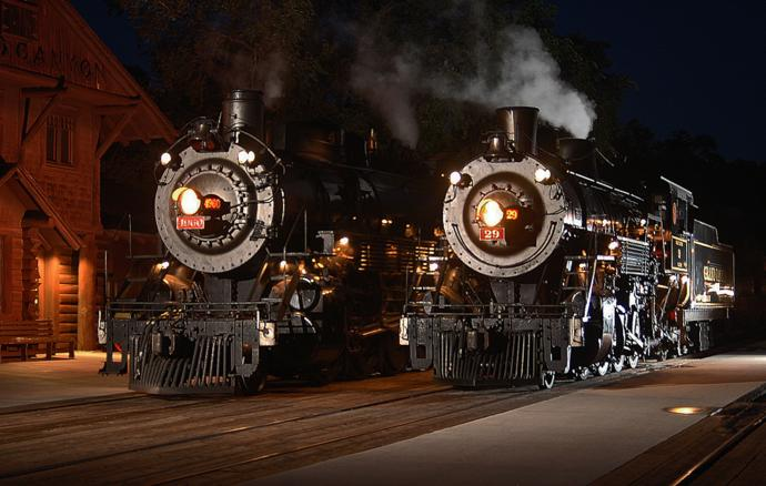 The Grand Canyon Railroad Excursion