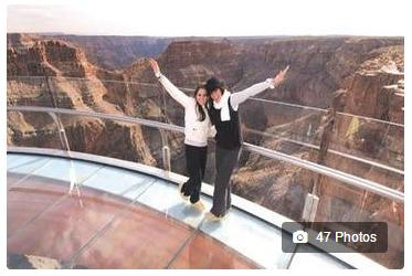 grand canyon skywalk epxress