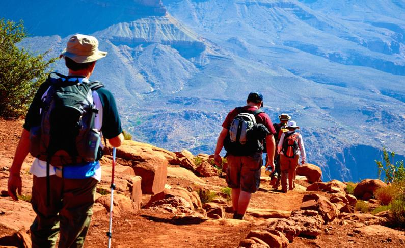 hiking may require a First Aid Kit for the Grand Canyon