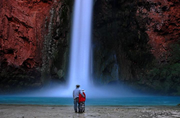 Must-See Waterfalls around the Grand Canyon – Part 1
