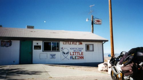 Little ALeInn Nevada