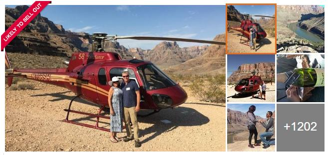 Grand Canyon Helicopter Tours And More Find The Best Prices