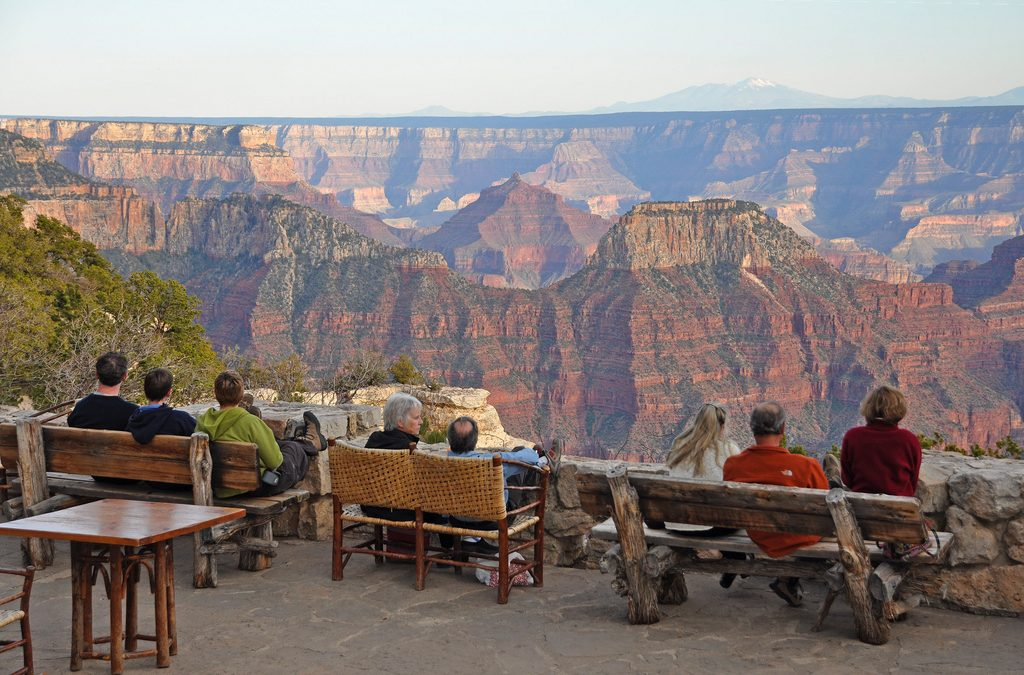 Fascinating Attractions at the Grand Canyon North Rim