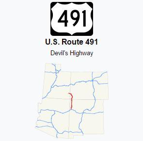 devils highway 666