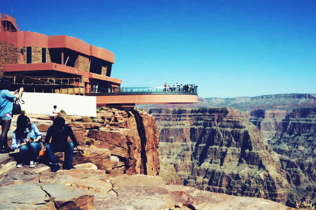 grand canyon skywalk west rim adventure