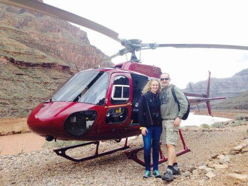 four in one grand canyon helicopter tour