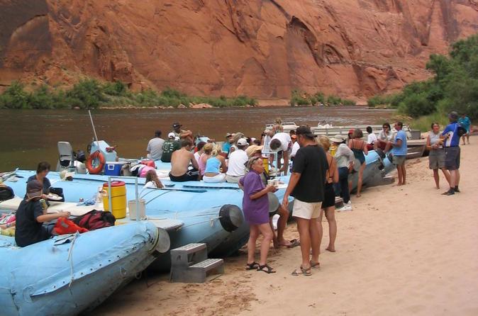 grand canyon float trip colorado river