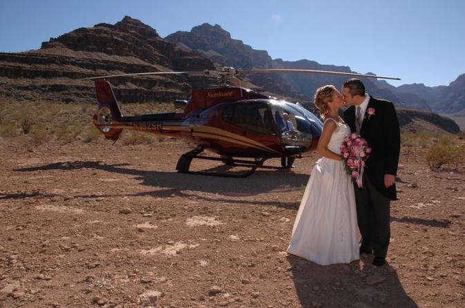 grand canyon wedding tour