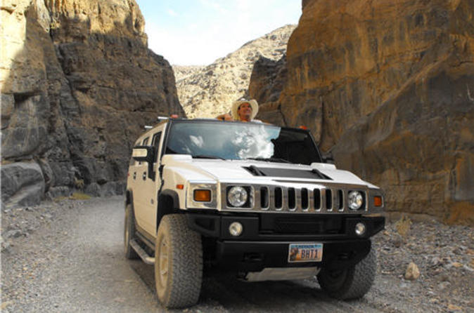 grand canyon tours - hummer tour