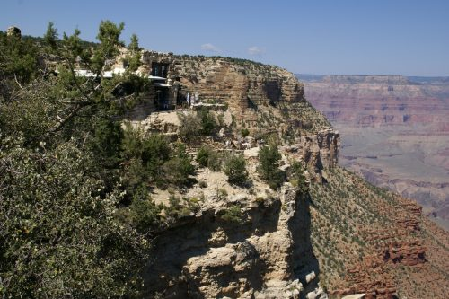 grand canyon attractions - grand canyon village
