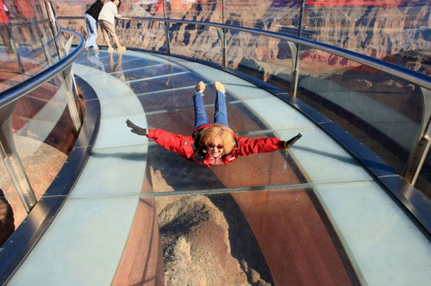Skip the Line: Grand Canyon Skywalk Tickets