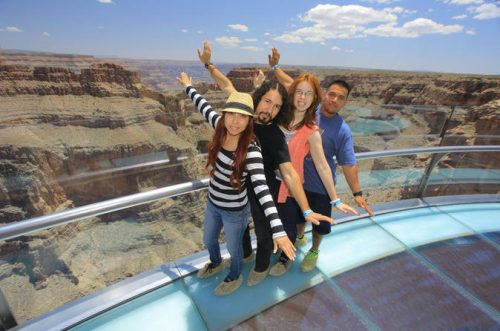Grand Canyon Hoover Dam and Skywalk Tour