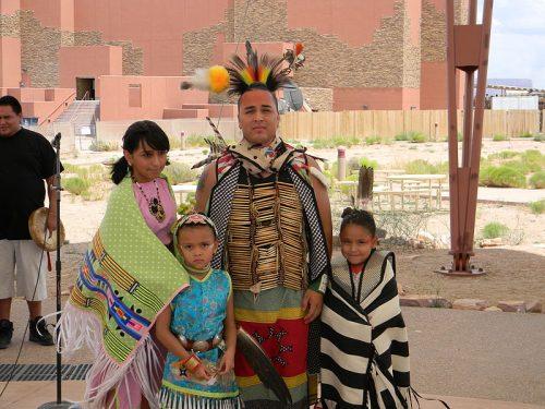 Hualapai family
