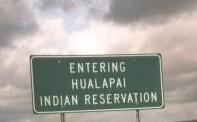 Hualapai Sign