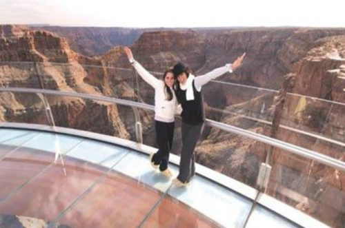 Skip the Line - Grand Canyon Skywalk Tour