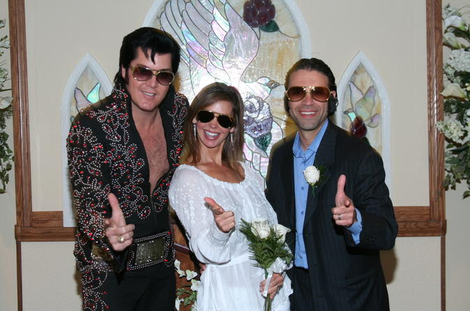 elvis las vegas wedding package