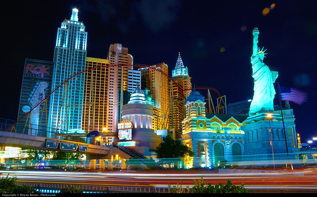 las vegas tour packages - strip