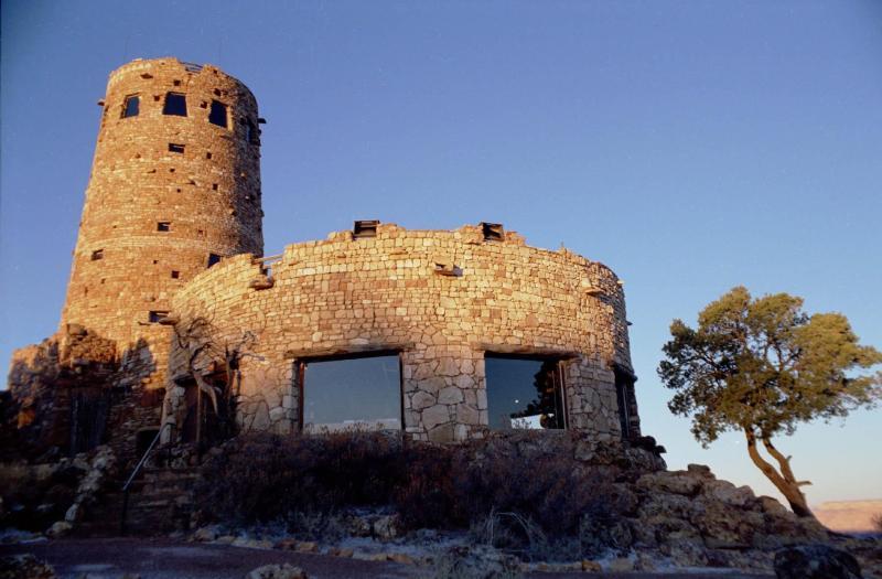 desert view watchtower NPS