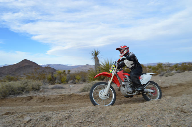 Dirtbike Tour Las Vegas Adventures