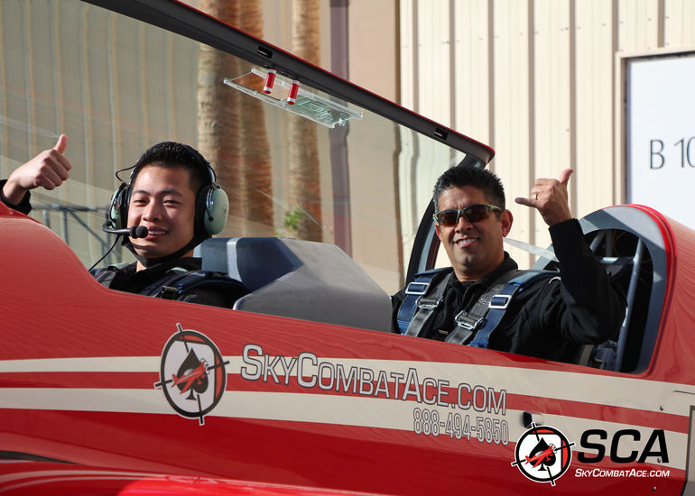 Top Gun Las Vegas Adventures