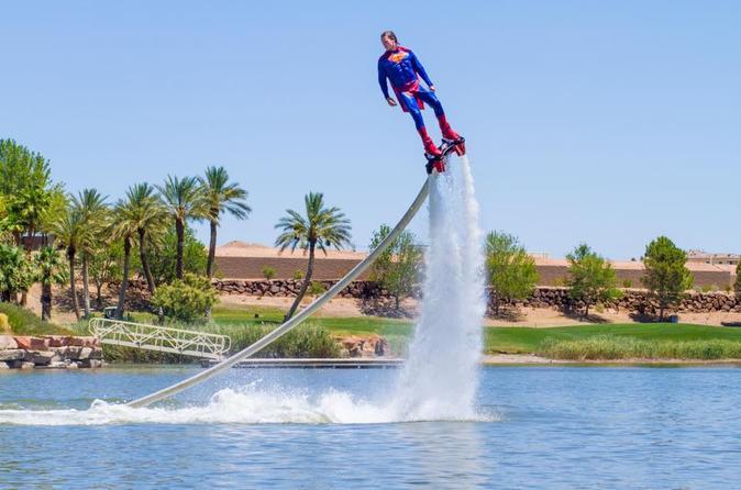 Flyboarding & Jetpacking for Adrenaline Junkies