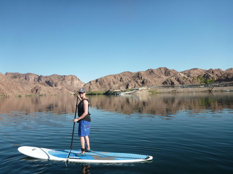 paddleboarding-colorado-river