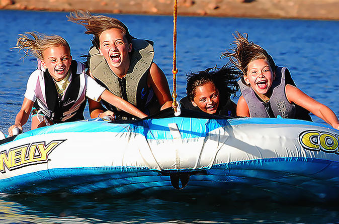 water sports on lake mead