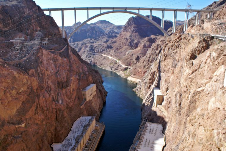 Excursions From Las Vegas - Hoover Dam Day Tour