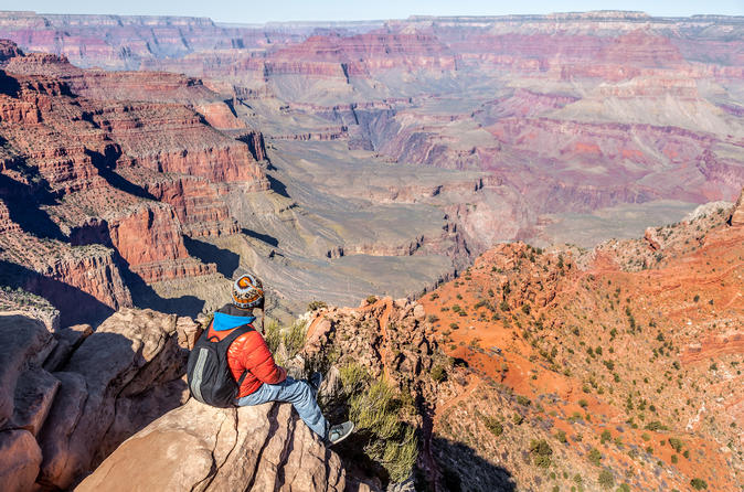 Excursions from Las Vegas - South Rim Bus Tour
