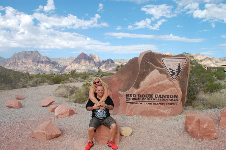 excursions from Las Vegas - Red Rock Canyon Tour