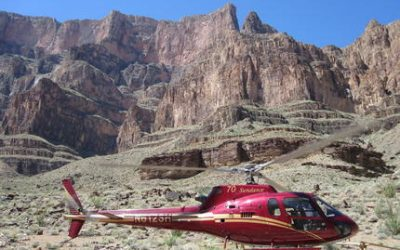 Grand Canyon West Rim, Luxury Helicopter Tour