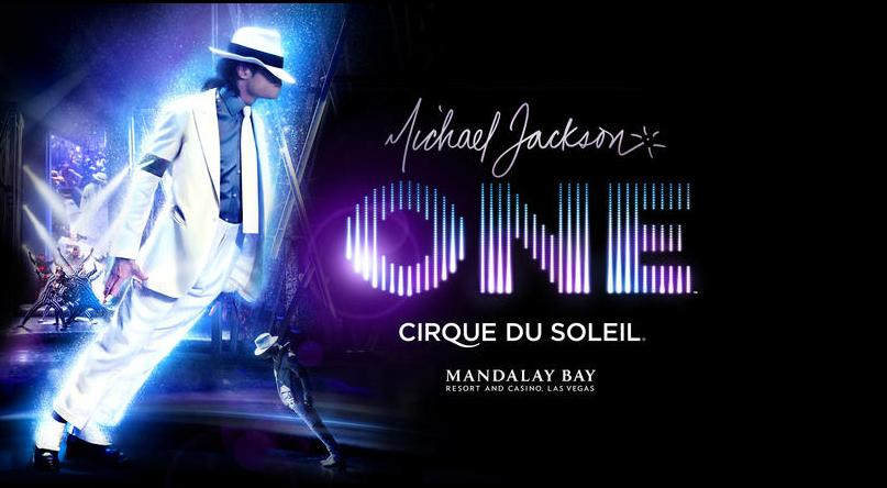 Michael Jackson ONE – Cirque du Soleil Package. A Magical Night Out in Vegas