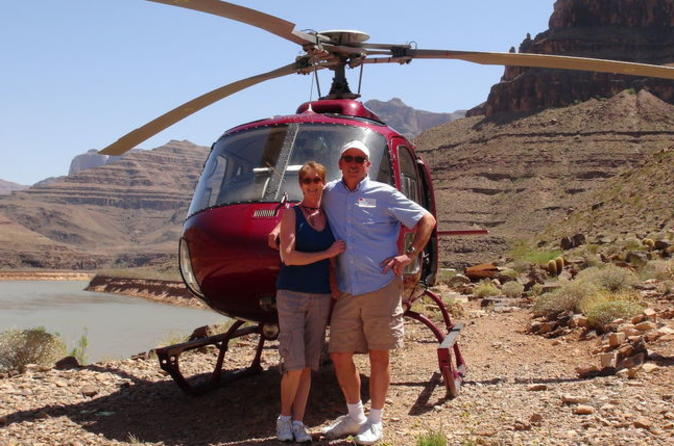 Grand Canyon 4 in One Helicopter Tour