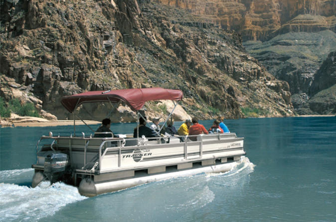 Grand Canyon Helicopter And Colorado River Boat Tour
