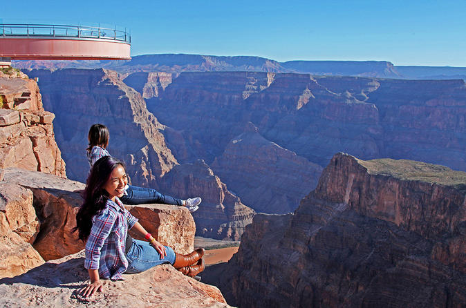 Grand Canyon Skywalk Skip the Line Tour