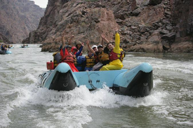 Grand Canyon White Water Rafting Trip