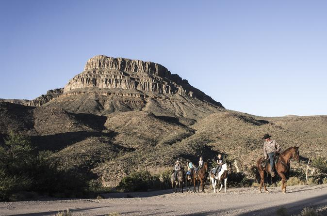 Grand Canyon with Horseback Ride