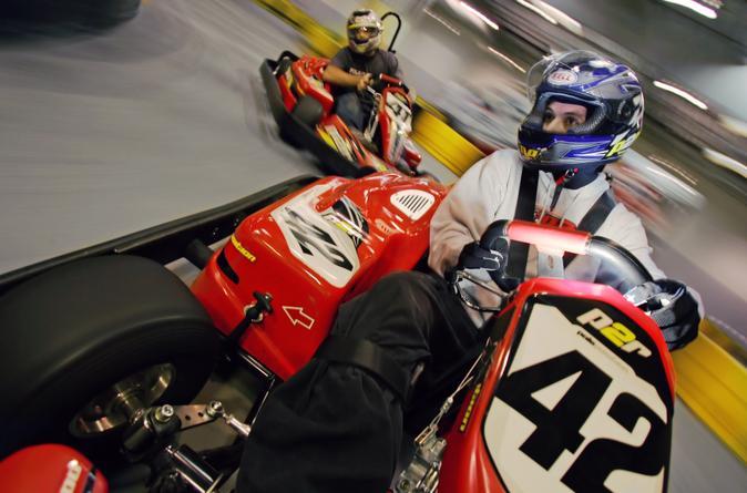 Las Vegas Kart Racing